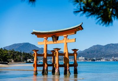 Itsukushima Floating Torii Gate: Miyajima Island, Hiroshima, Honshu, Japan [2018]Lat: 34.295888N, Long: 132.319229E Copyright © All rights reserved. Kristian Adolfsson / www.adolfsson.photo